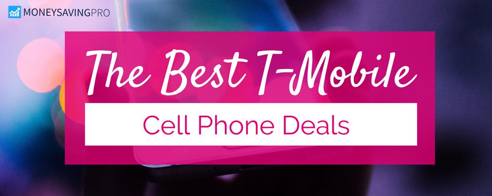 T Mobile Cell Phone Deals November 2020 Moneysavingpro