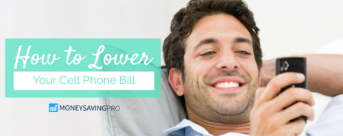 High Cell Phone Bill? Easy Way to Cut Your Bill in Half Today