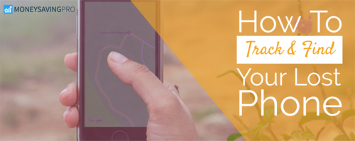 How to Track & Find Your Lost Phone