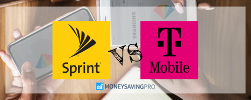 Sprint vs T-Mobile