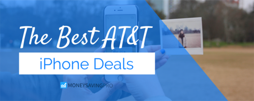 The Best AT&T iPhone Deals