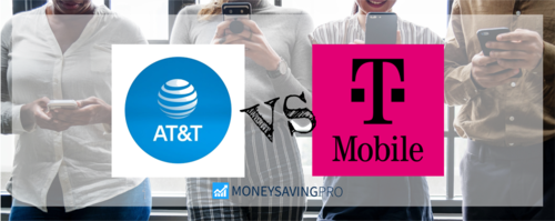 AT&T vs T-Mobile