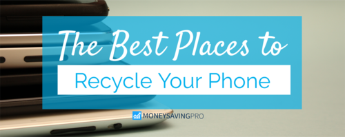 Recycle Your Old Cell Phones
