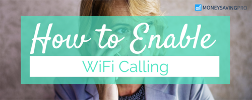 How to Enable WiFi Calling
