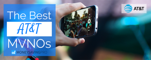 The Best AT&T MVNOs