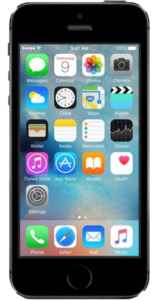 Apple iPhone 5S (Front)