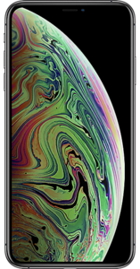 Apple iPhone XS Max (Front)
