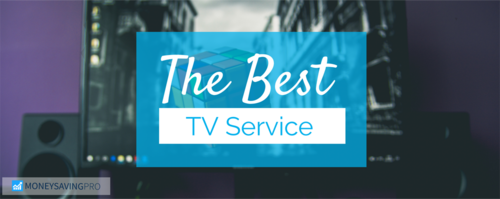 The Best TV Service Providers
