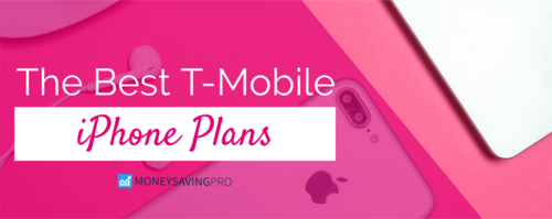 The Best T-Mobile iPhone Plans