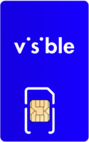 Visible Sim Card - Vertical