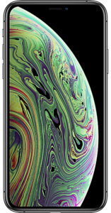 Apple iPhone XS (Front)