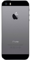 Apple iPhone 5 (Front)