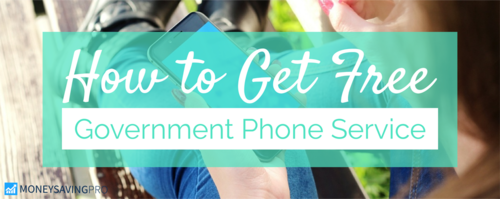 Free Government Cell Phone Service