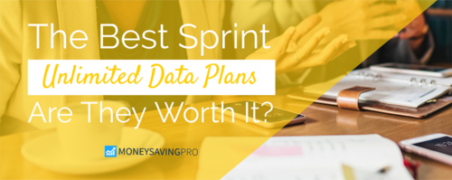 Sprint Unlimited Data Plans