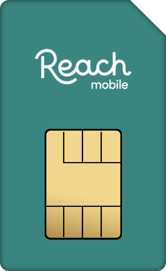 Reach Mobile 3GB Data